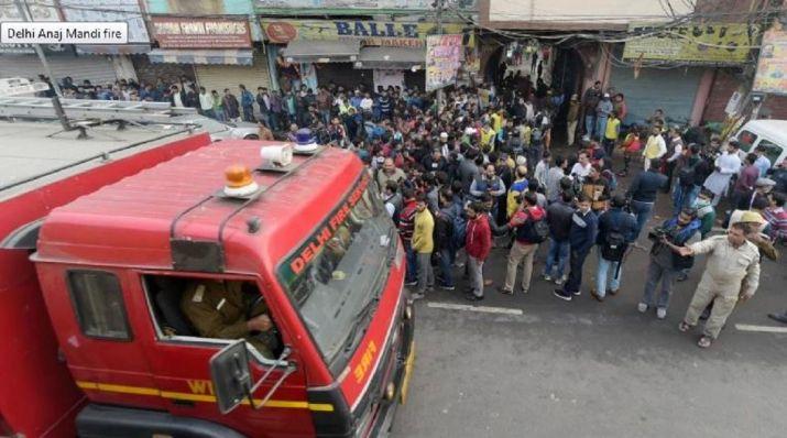 ინდოეთში, ერთ-ერთ ქარხანაში ხანძრის შედეგად 14 ადამიანი დაიღუპა