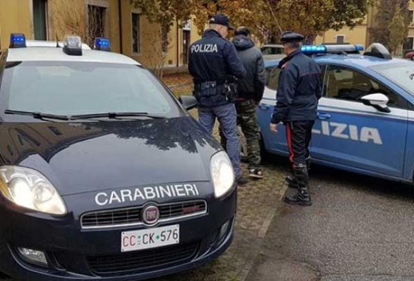იტალიელმა სამართალდამცველებმა ქურდობის ბრალდებით საქართველოს ოთხი მოქალაქე დააკავეს