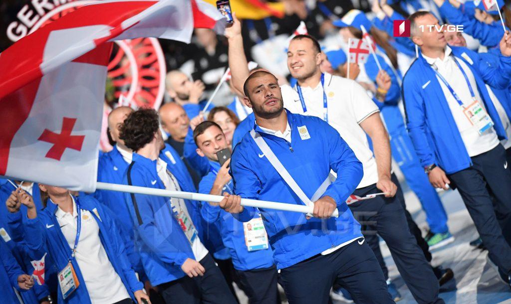 2019 წლის მინსკის ევროპული თამაშები | ფოტოამბავი