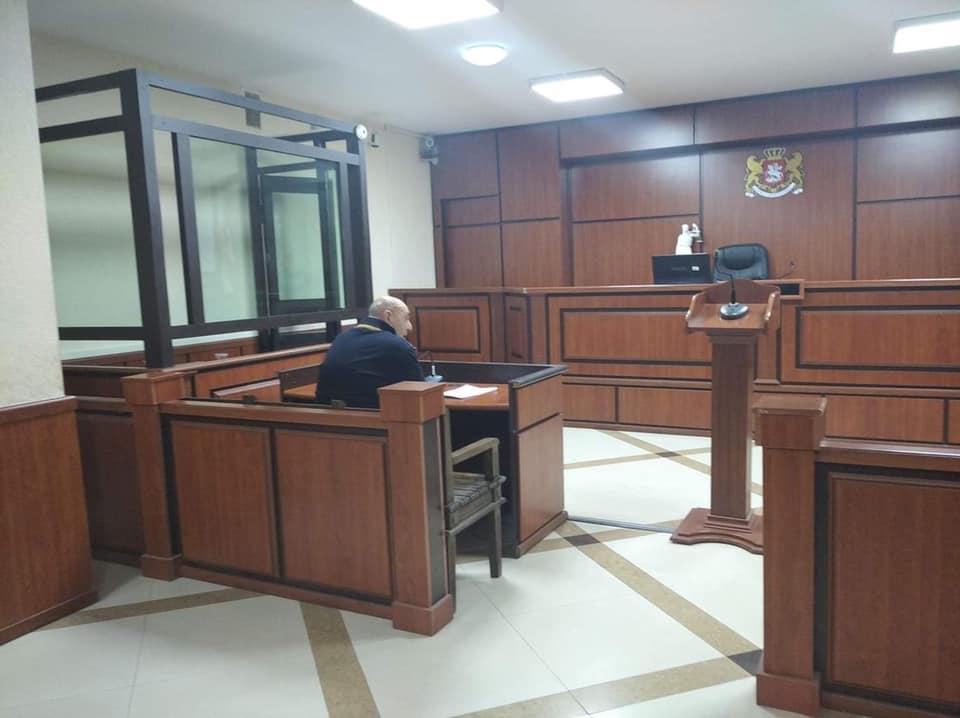 ქუთაისის საქალაქო სასამართლომ გოგი წულაია სამართალდამრღვევად ცნო და 1000 ლარით დააჯარიმა