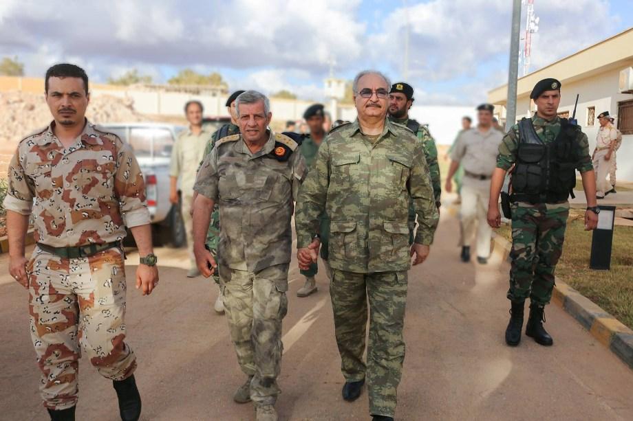 ხალიფა ჰაფთარმა ლიბიაში საყოველთაო მობილიზაცია გამოაცხადა