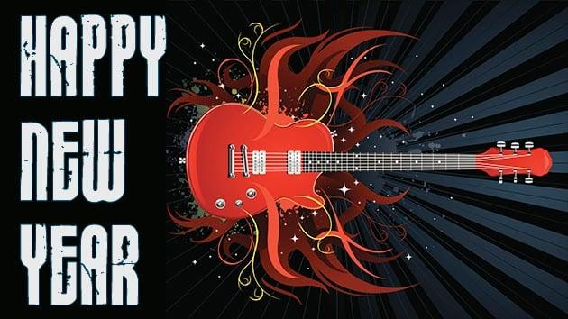მთელი ეს როკი - როკი ახალ წელს!!!