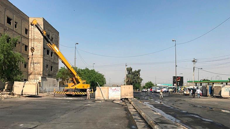По сообщениям СМИ, в столице Ирака произошел взрыв