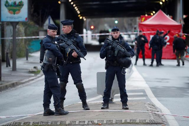 პარიზში მოწყობილ თავდასხმას ანტიტერორისტული პროკურატურა იძიებს