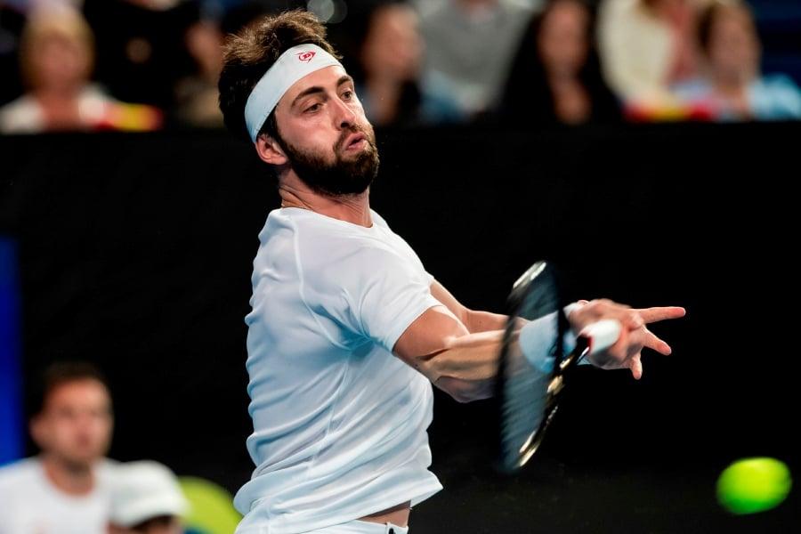 ATP Cup 2020. საქართველო-იაპონია - ბასილაშვილი ნიშიოკასთან ორ სეტში დამარცხდა