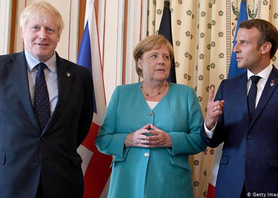 გერმანია, საფრანგეთი და დიდი ბრიტანეთი ირანს ძალადობისგან თავშეკავებისკენ მოუწოდებენ