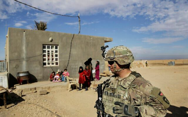 აშშ-ის თავდაცვის მდივანი აცხადებს, რომ ერაყიდან სამხედროების გაყვანას ჯერ არ გეგმავენ