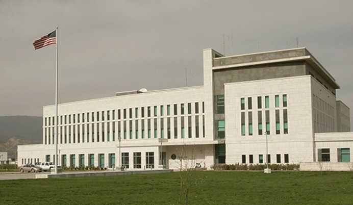 Посольство США в Грузии предупреждает своих граждан в Грузии из-за ситуации на Ближнем Востоке