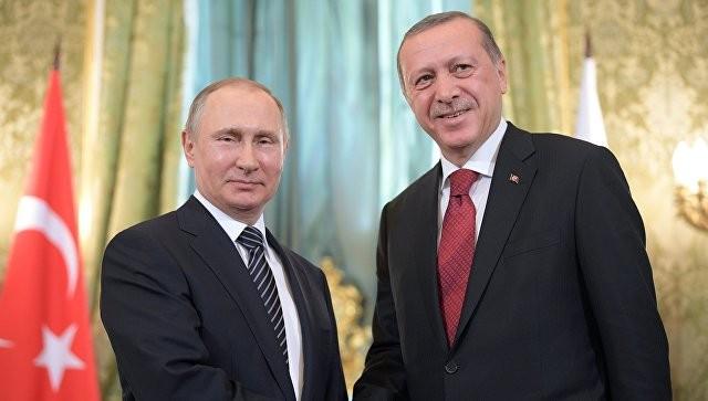 კრემლის პრესსამსახურის ინფორმაციით, ვლადიმერ პუტინი 8 იანვარს თურქეთში ჩავა