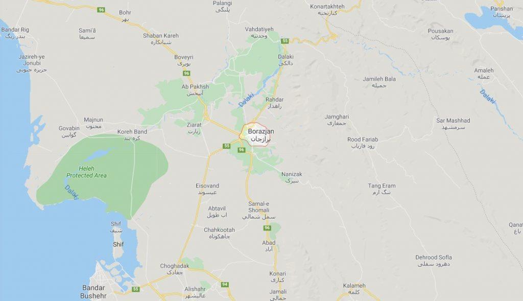 """""""ფოქსნიუსის"""" ინფორმაციით, ირანის სამხრეთ-აღმოსავლეთით ორი მიწისძვრა დაფიქსირდა"""