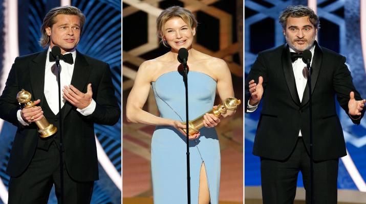 """არტნიუსი - """"ოქროს გლობუსმა"""" მსოფლიო კინოსა და ამერიკული ტელევიზიის საუკეთესო ნამუშევრები დაასახელა"""