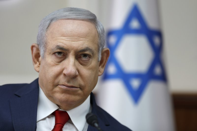 Netanyahu - Crushing blow awaits anybody who attacks Israel