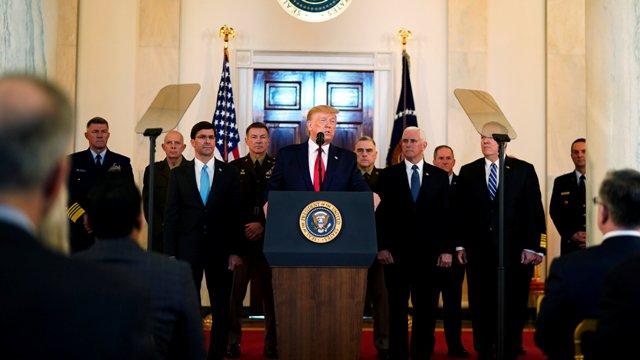 Donald Tramp - Amerika güclüdür, raketlərimiz böyükdür, lakin biz onun istifadəsini istəmirik