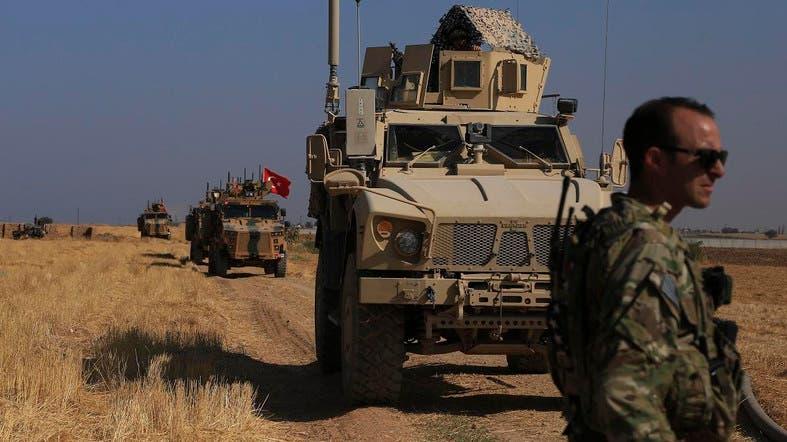 სირიის ჩრდილო-აღმოსავლეთ ნაწილში აფეთქებისას ოთხი თურქი სამხედრო დაიღუპა