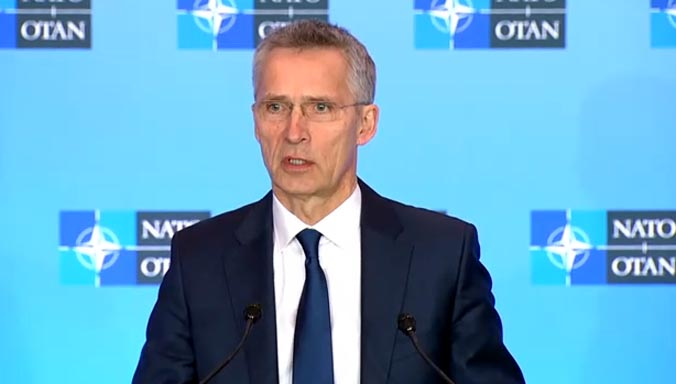 Jens Stoltenberg - Black Sea region is strategically important for NATO