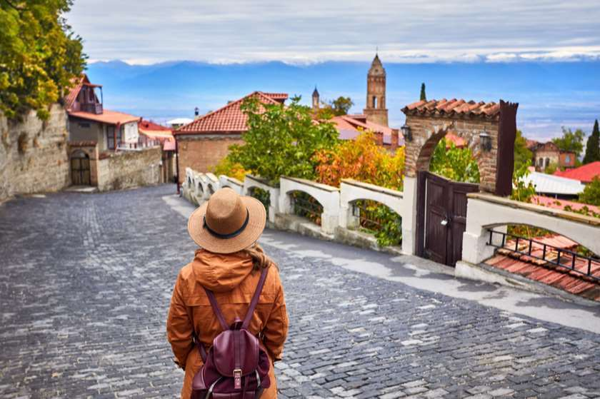 2019 թվականին Վրաստան է այցելել 9,357,964 միջազգային ճանապարհորդ