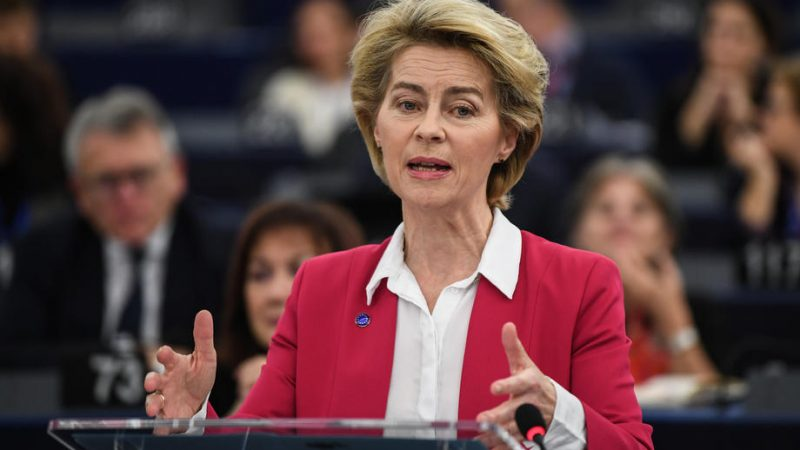 ურსულა ფონ დერ ლაიენი - ალბანეთისა და ჩრდილოეთ მაკედონიის გაწევრიანებასთან დაკავშირებით ევროკავშირმა დანაპირები უნდა შეასრულოს