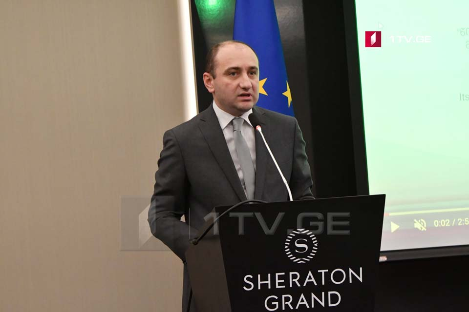 ირაკლი ლექვინაძე - კონკურენციის სააგენტოს მთავარი გამოწვევა ეფექტიანი კანონმდებლობა და ნდობის მაღალი ხარისხია