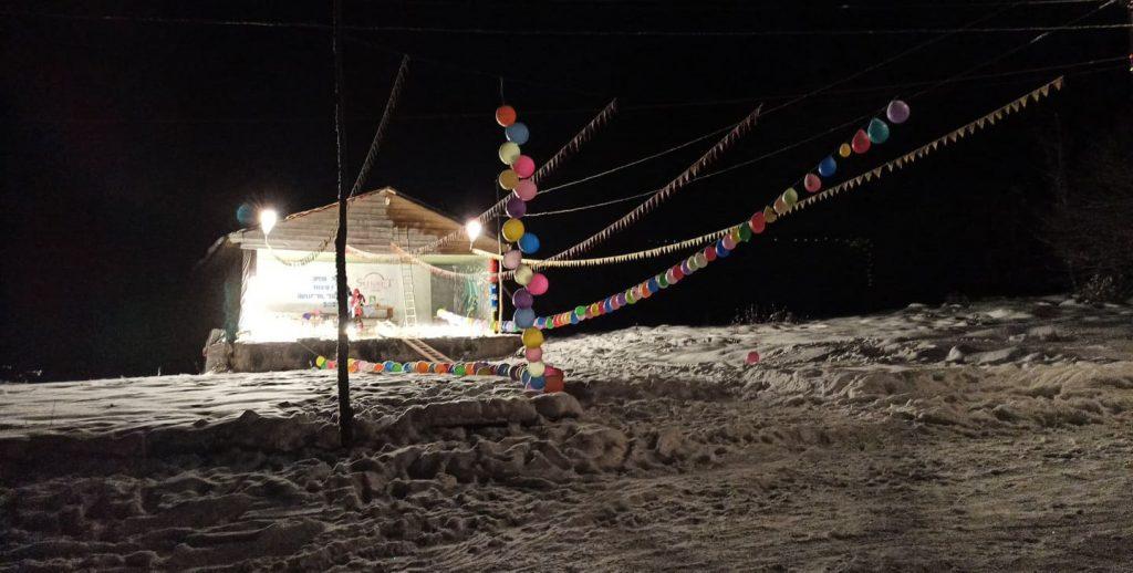 შოვში 11 იანვარს თოვლის ფესტივალი გაიმართება