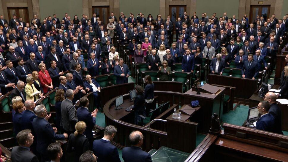 Польский Сейм принял резолюцию, уравнивающую ответственность СССР и Германии за начало Второй мировой войны