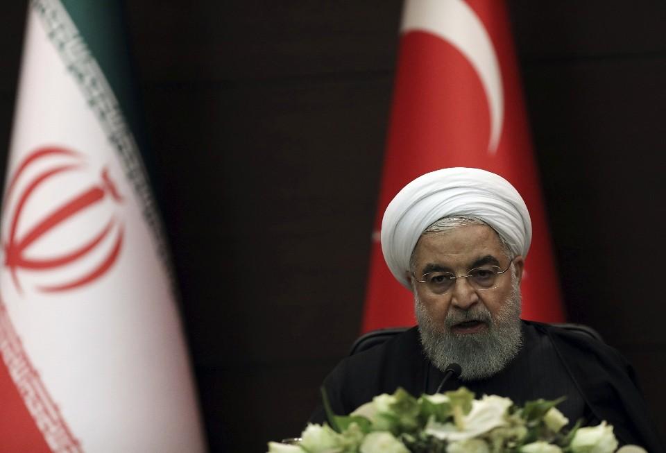 ირანის პრეზიდენტი უკრაინული თვითმფრინავის შეცდომით ჩამოგდებას აშშ-ს ქმედებებს უკავშირებს