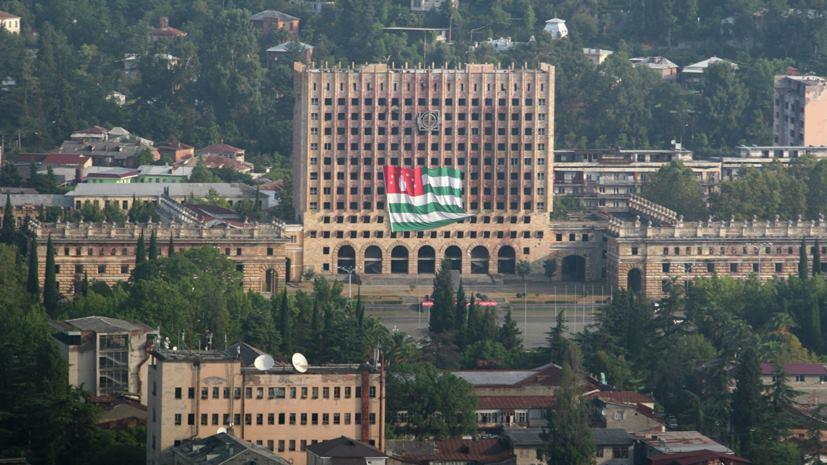 İşğal olunmuş Abxaziyada təkrar üzdəniraq prezident seçkiləri martın 22-də keçiriləcək