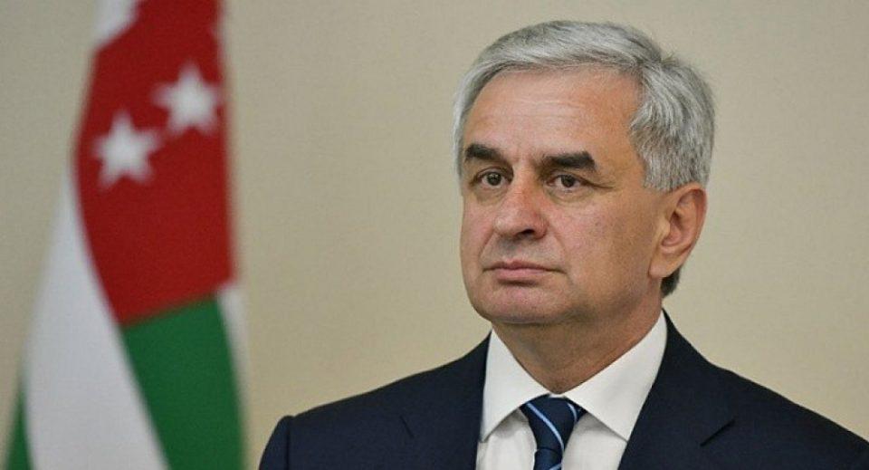 Rus mediasının məlumatına görə, işğal olunmuş Abxaziyanın qondarma prezidenti, Raul Xacimba vəzifəsini tərk edir