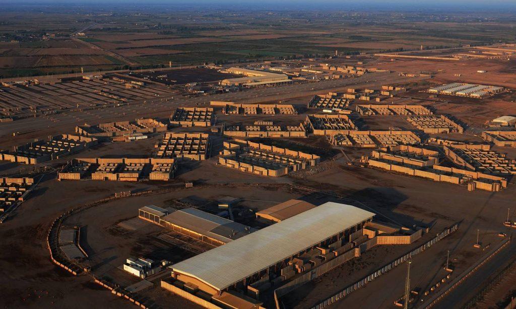 İraqda, ABŞ kontinqentinin yerləşdiyi hərbi bazasına hava hücumu həyata keçirildi