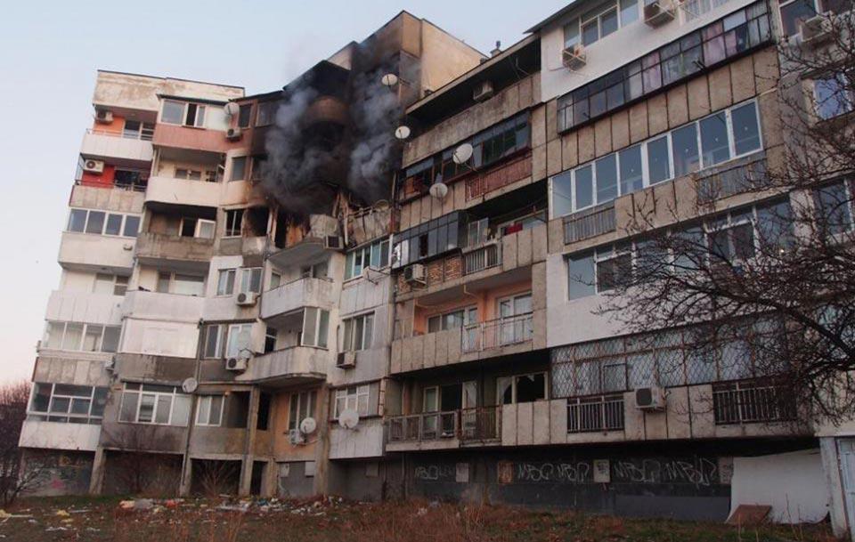 ბულგარეთში, საცხოვრებელ კორპუსში აფეთქების შედეგად ორი ადამიანი დაიღუპა, 18 კი დაშავდა