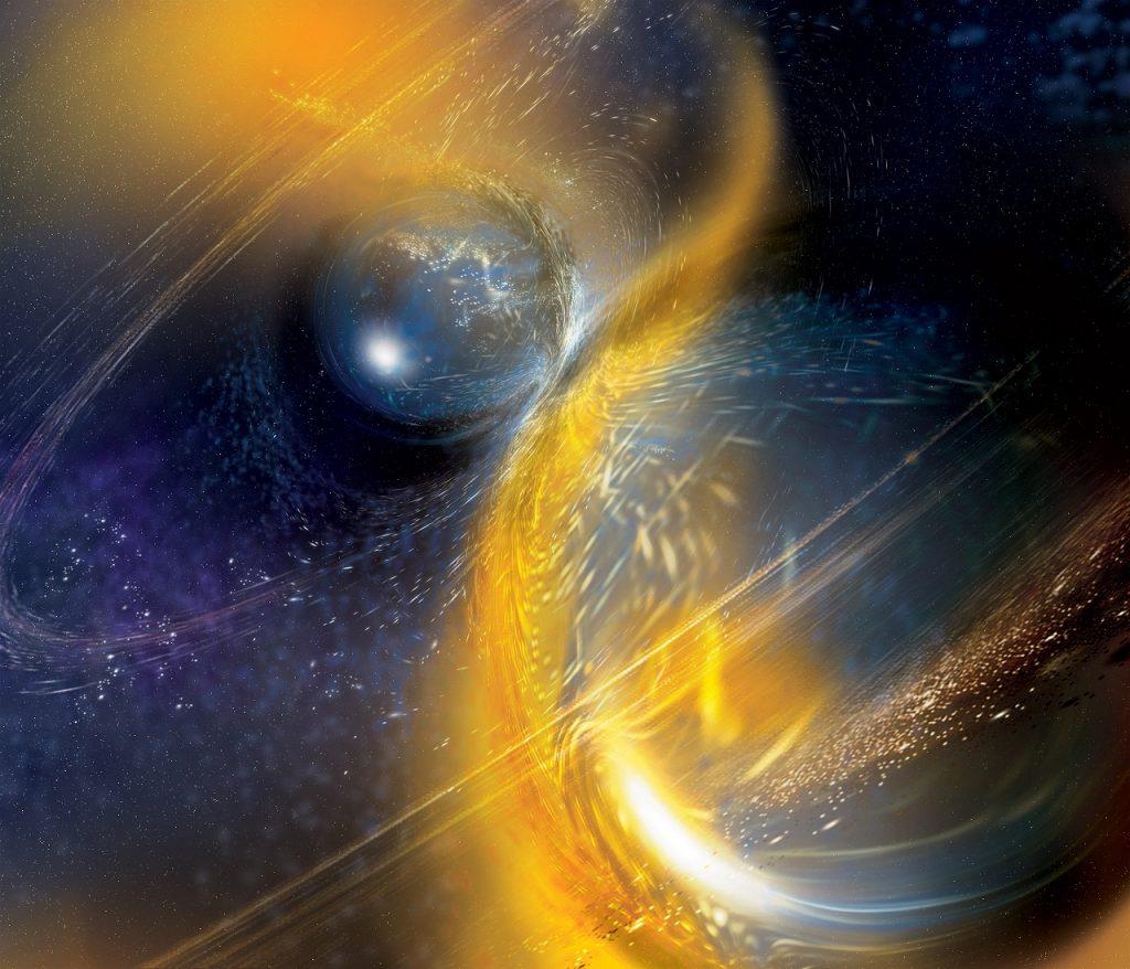 დაფიქსირებულია ნეიტრონულ ვარსკვლავთა მეორე, ეპიკური შეჯახება