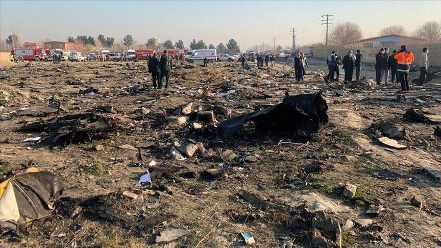 ირანში უკრაინის ავიახაზების სამგზავრო თვითმფრინავის ჩამოგდების საქმეზე რამდენიმე ადამიანი დააკავეს