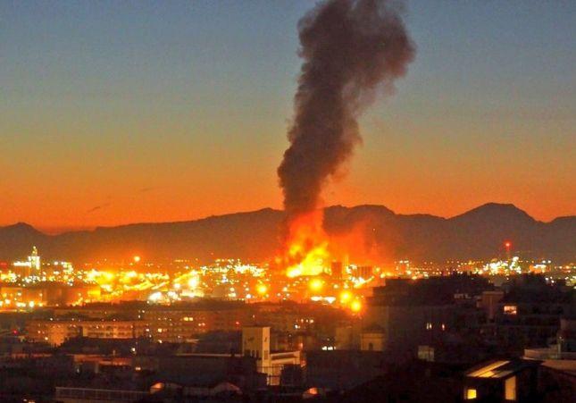 კატალონიაში, ნავთობქიმიურ ქარხანაში აფეთქების შედეგად სულ მცირე ოთხი ადამიანი დაშავდა