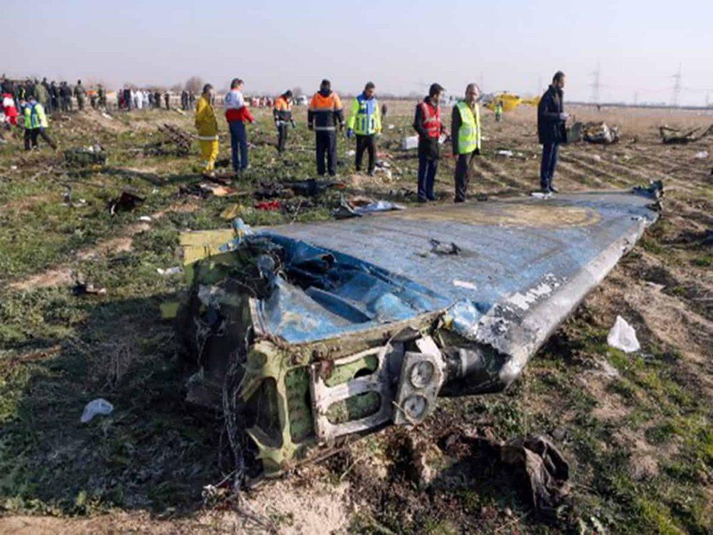 """ირანში დააკავეს  პირი, რომელმაც """"უკრაინული ავიახაზების"""" თვითმფრინავის ჩამოგდების ვიდეო ინტერნეტით გაავრცელა"""