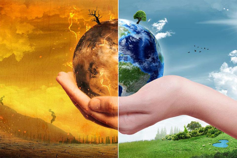 ჩვენი ფერმა - კლიმატის ცვლილებების გავლენა სოფლის მეურნეობაზე