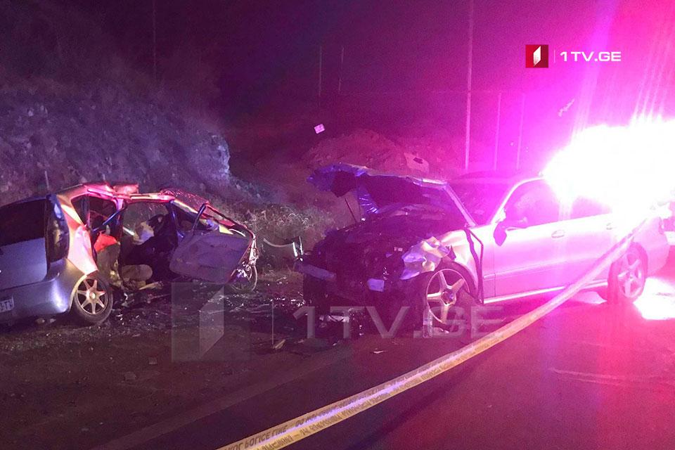 МВД - в 2019 году в автомобильных авариях в Грузии погиб 481 человек