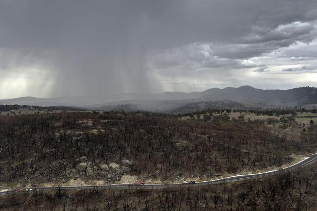 Ավստրալիայում, որտեղ հրդեհի տասնյակ օջախներ են, անձրև է տեղացել