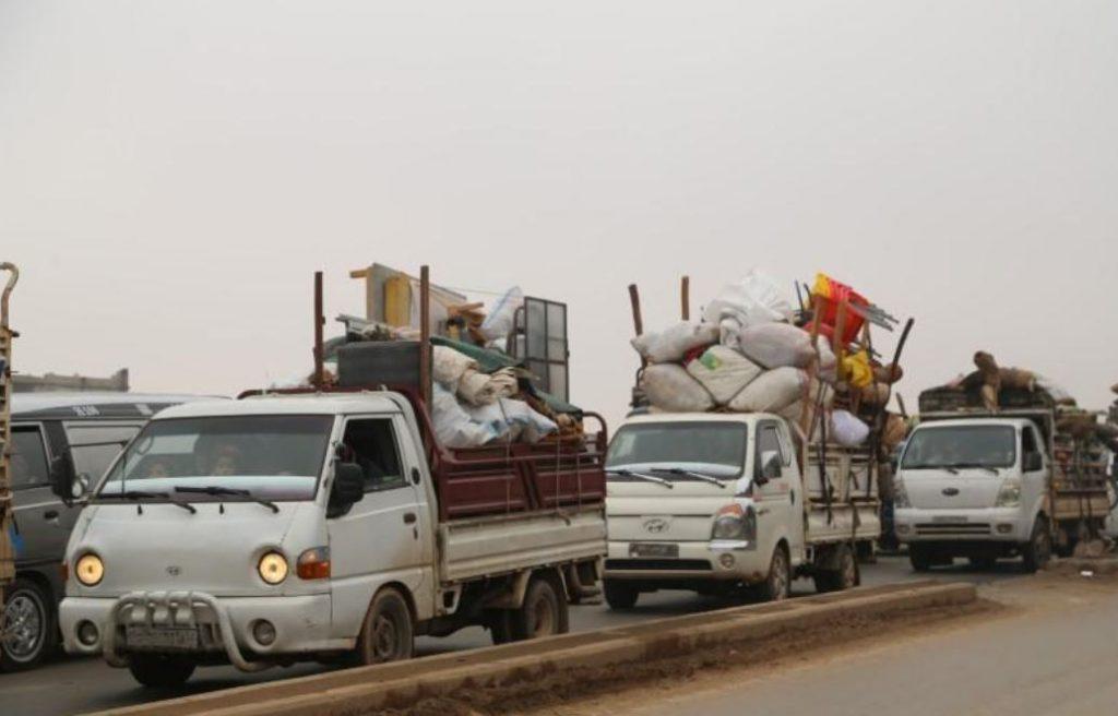 გაერო-ს ინფორმაციით, ბოლო ორ თვეში იდლიბის პროვინცია 350 000-მა სირიელმა დატოვა