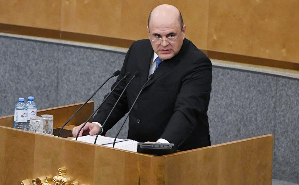 Ռուսաստանի պետական դուման աջակցել է վարչապետի պաշտոնում Միխայիլ Միշուստինի թեկնածությանը