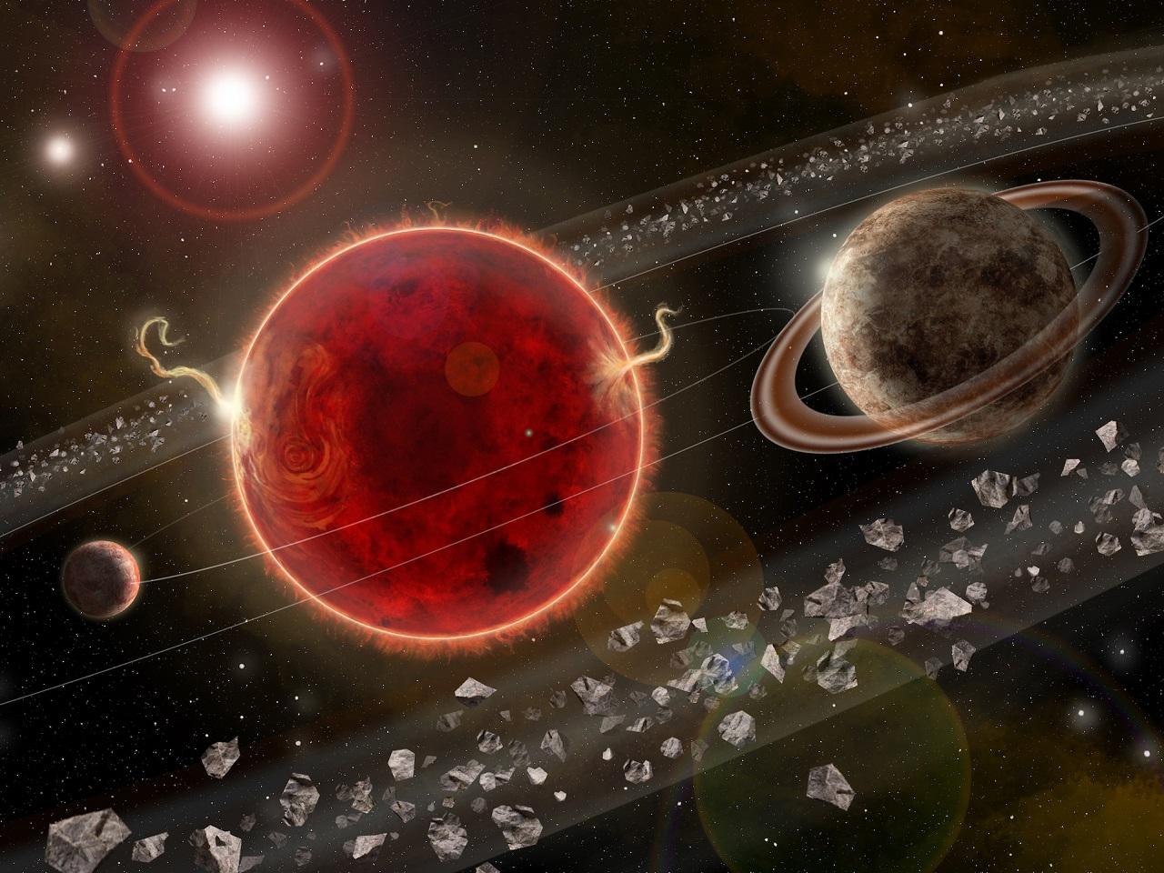 ჩვენს უახლოეს მეზობელ ვარსკვლავთან მეორე პლანეტის არსებობის ნიშნები აღმოაჩინეს