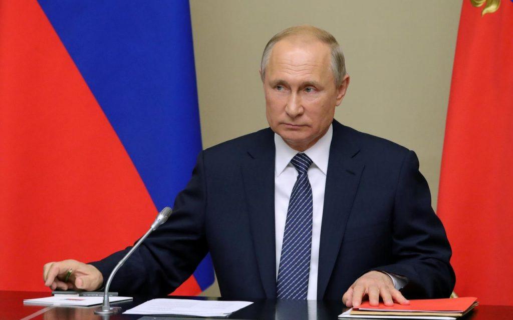 რუსეთის პრეზიდენტსადა ევროპული საბჭოს ახალ პრეზიდენტს შორის პირველი სატელეფონო საუბარი შედგა