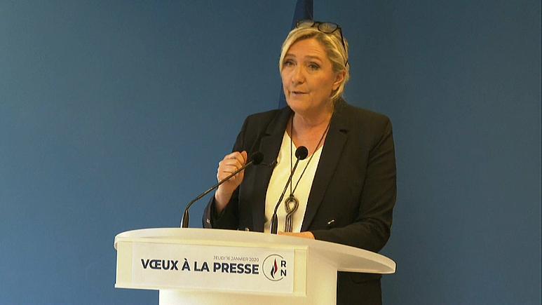 მარინ ლე პენი 2022 წლის საპრეზიდენტო არჩევნებში მონაწილეობას გეგმავს