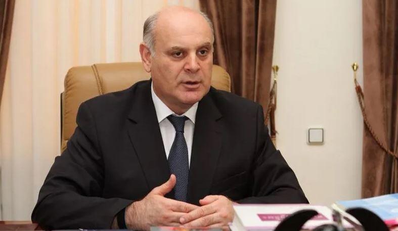 Аслан Бжания - На том фоне, что Грузия до сих пор считает Абхазию своей территорией, военная безопасность выходит на первый план