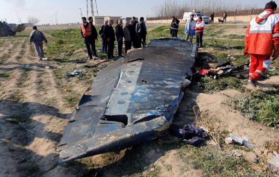 ირანის მთავრობა მიიჩნევს, რომ უკრაინის ავიახაზების თვითმფრინავის ჩამოგდება პოლიტიკურ საკითხად არ უნდა იქცეს