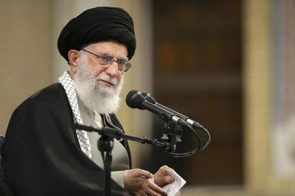 ირანის სულიერი ლიდერი - მტრები ავიაკატასტროფას ირანის დასასუსტებლად იყენებენ