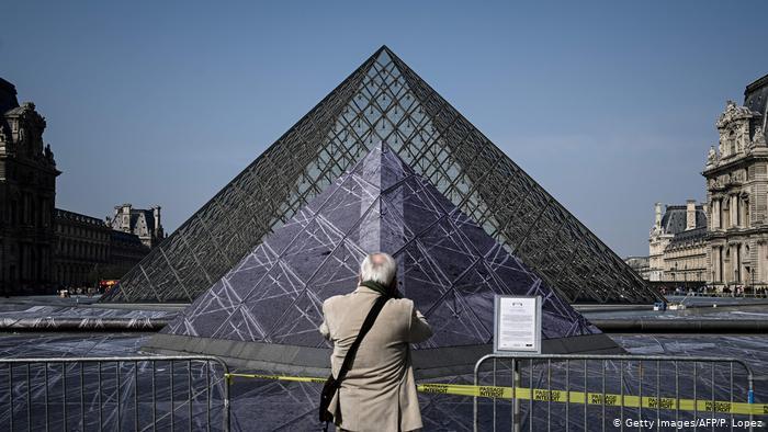 პარიზში დემონსტრაციის გამო ლუვრის მუზეუმი დაიხურა