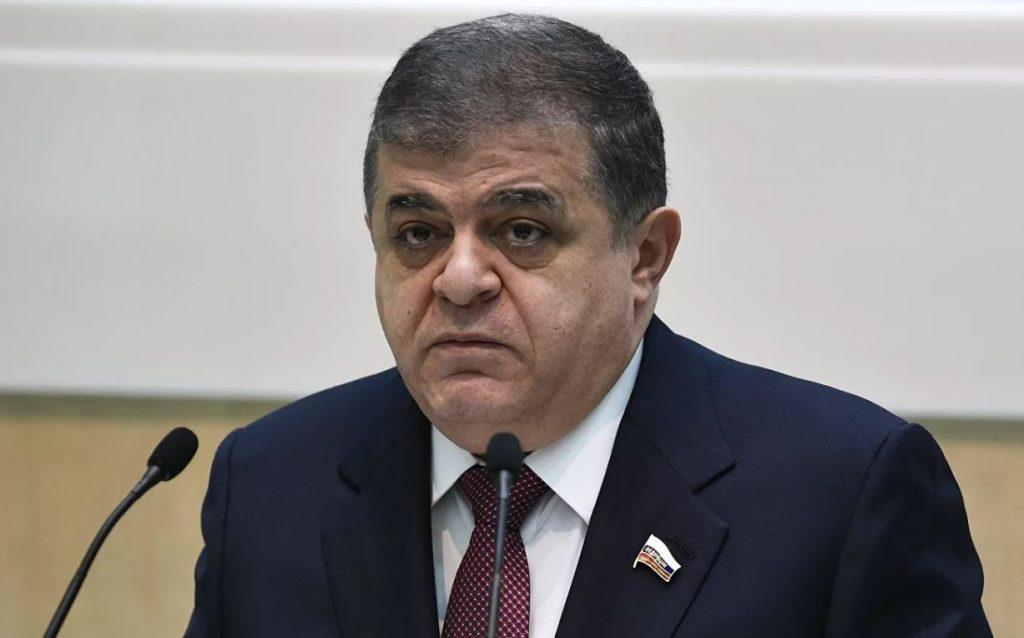 რუსეთის ფედერაციის საბჭო საერთაშორისო საზღვაო ორგანიზაციაში საქართველოს და უკრაინის განცხადებას პასუხობს