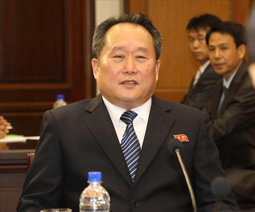 ჩრდილოეთ კორეას ახალი საგარეო საქმეთა მინისტრი ჰყავს