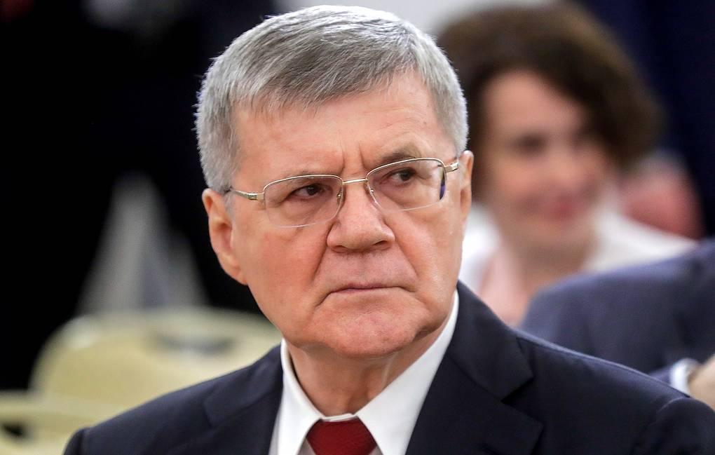 რუსეთის გენერალური პროკურორი თანამდებობას ტოვებს