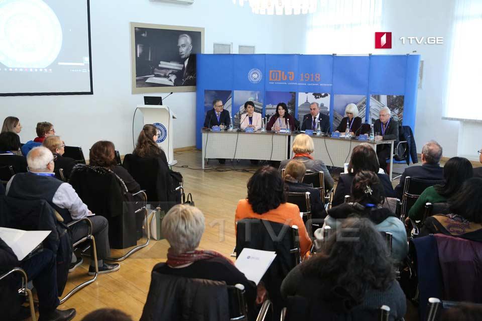 თბილისის სახელმწიფო უნივერსიტეტი ევროპის უნივერსიტეტების ასოციაციის წარმომადგენელებს მასპინძლობს