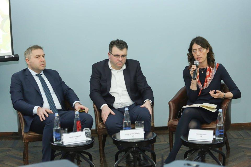 საქართველოში საჯარო მმართველობის რეფორმის მონიტორინგის სისტემა იქმნება